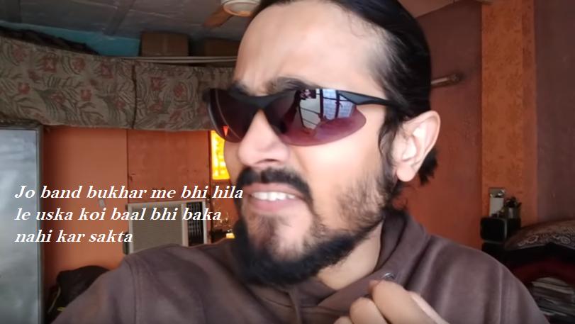 Fameer fuddi shayari written , Bhuvan bam dialogues lyrics - BB ki Vines