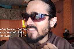 Fameer fuddi shayari written , Bhuvan bam dialogues lyrics - BB ki Vines