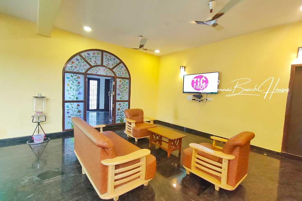 explore best villas in mahabalipuram