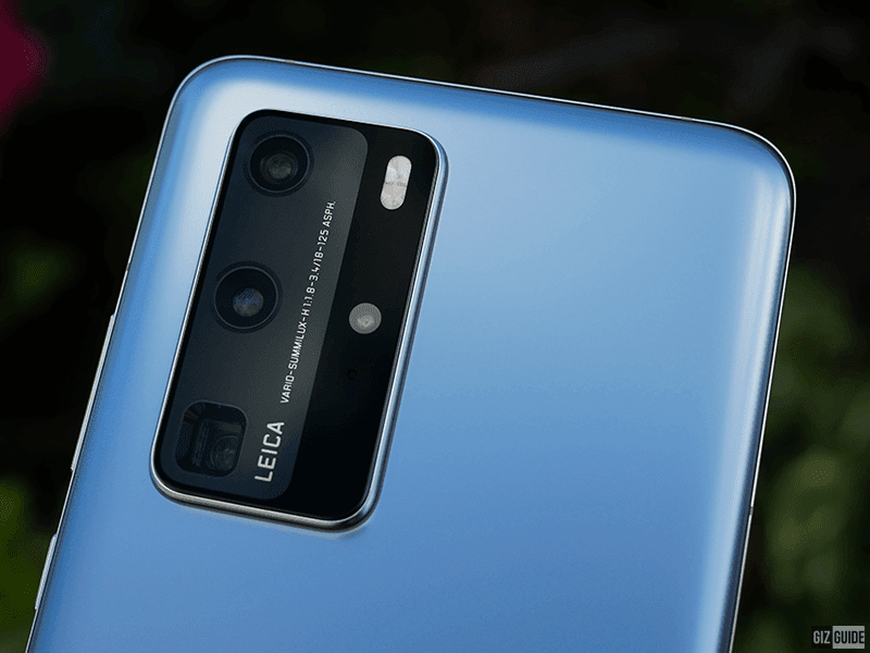 Huawei feeds P40 Pro with a new update to optimize cameras and battery