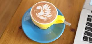 Cangkir Kopi Espresso