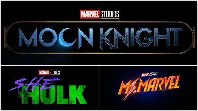 Nuevas series y personajes del Universo MCU en Disney+ D23 Expo