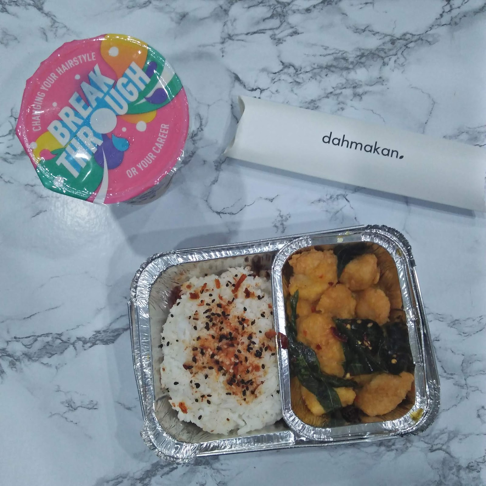 dahmakan Salted Egg Butter Chicken