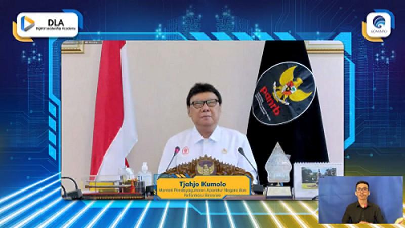 Menteri PANRB Tjahjo Kumolo menyatakan, Kementerian Kominfo berperan sangat penting dalam mewujudkan program DLA