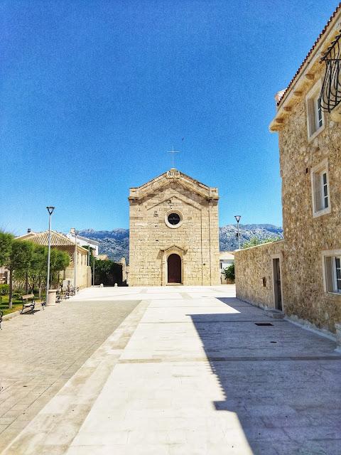 kaplica w Razanac, co zobaczyć? Chorwacja zwiedzanie
