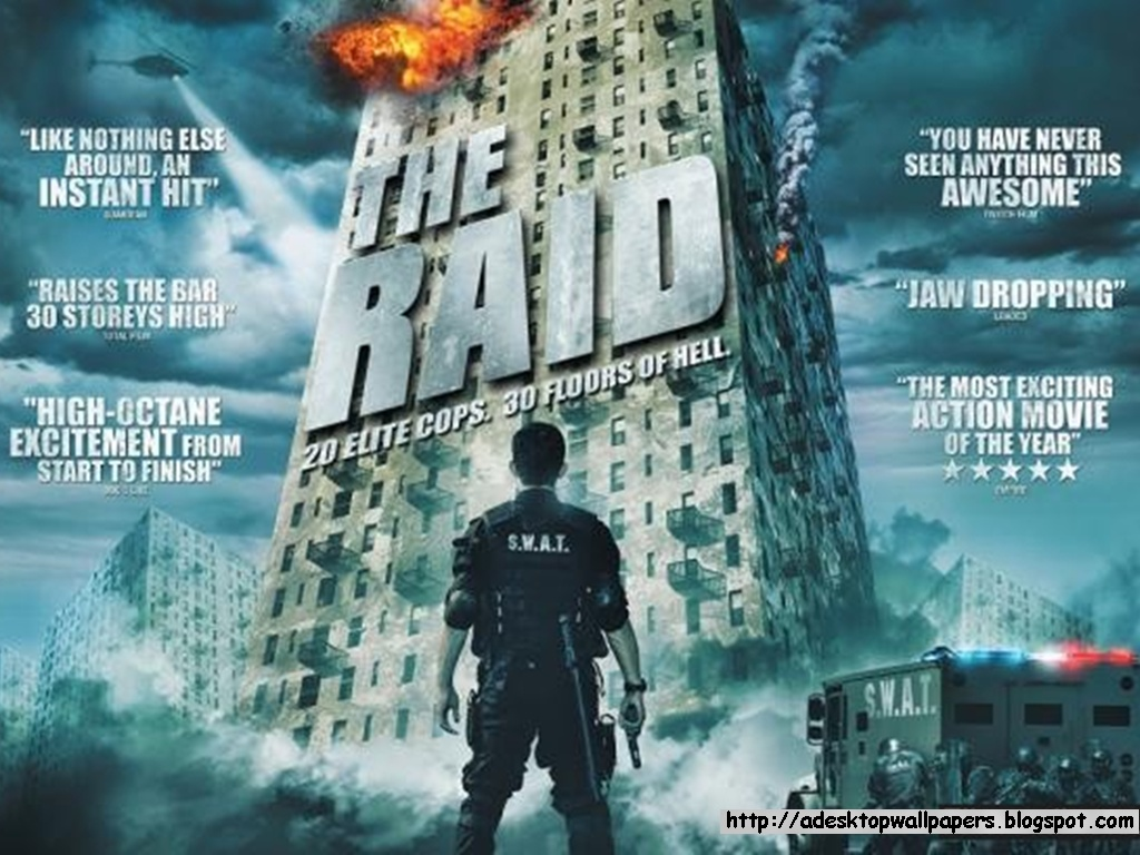 the raid movie 2012 desktop wallpapers a desktop wallpapers