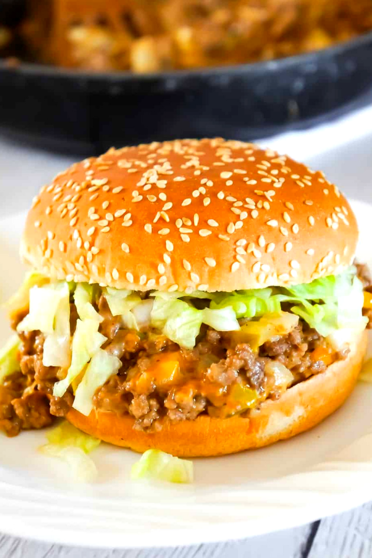 BIG MAC SLOPPY