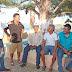 Renán Barrera se reúne con pescadores del oriente del estado