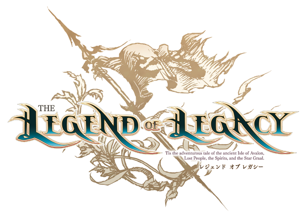 The Legend of Legacy Logo