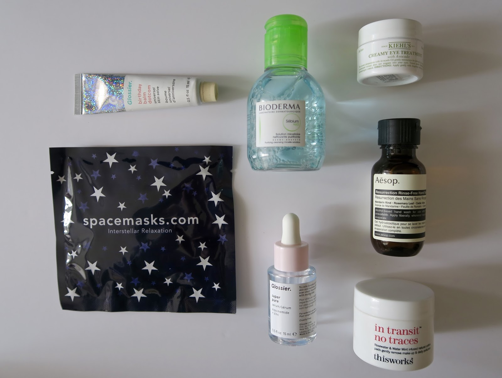 The 13-Hour Flight Beauty Routine