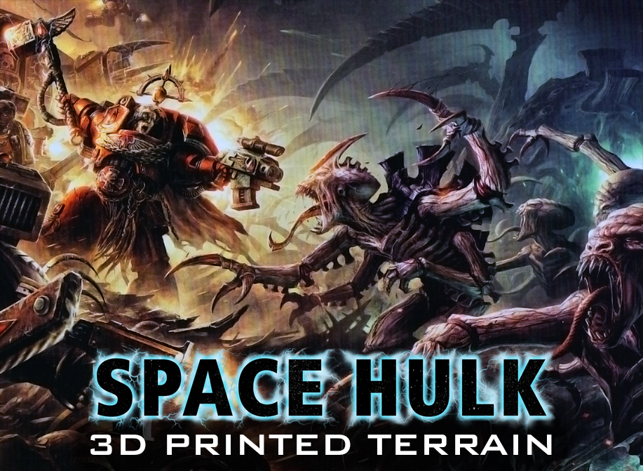 DED 'ARD - Blood Angels and all things Warhammer 40K: Space Hulk 3D