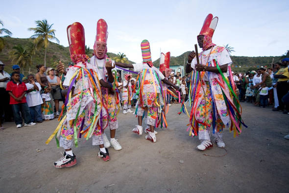 Montserrat Festivals
