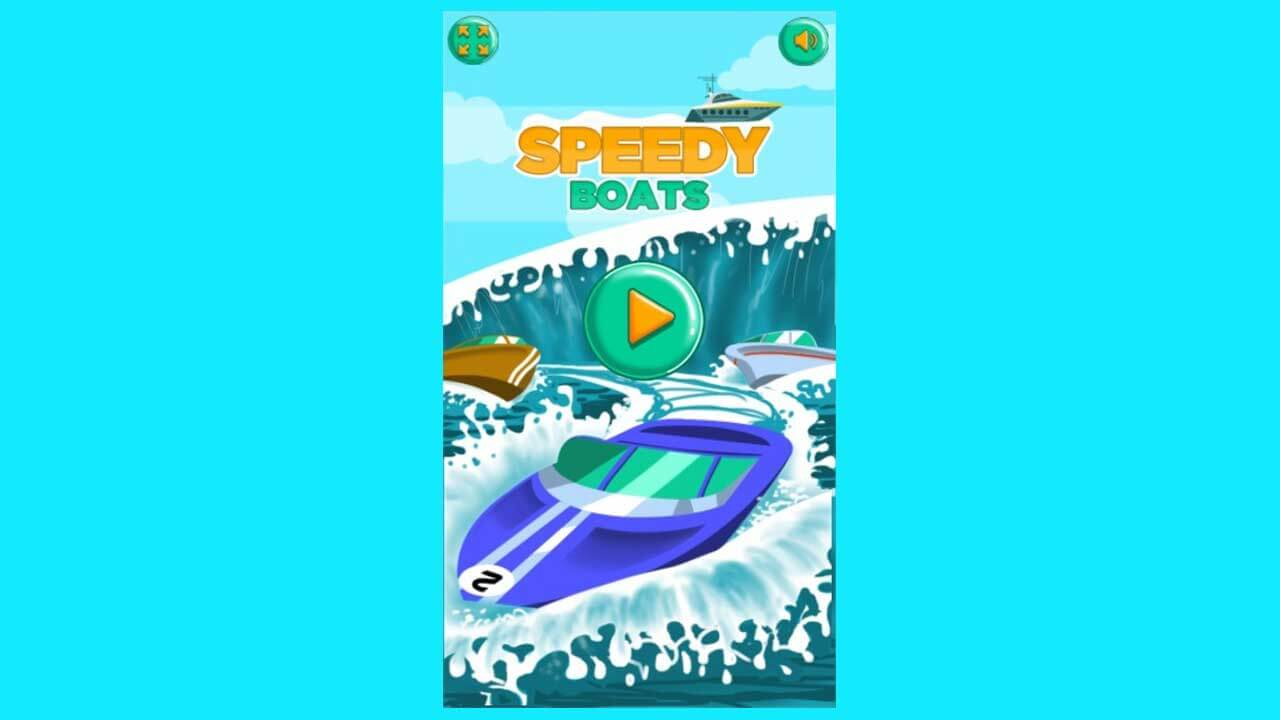 Speedy Boat Games