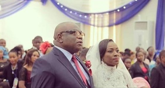 56-Year Old Nigerian Single Man Gets Married to 52-Year Old Woman Who Has Never Been Married