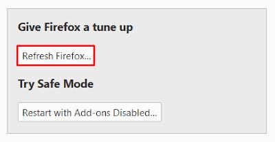 Cara Menghilangkan Search Yahoo di Mozilla Firefox 21