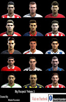 PES 2013 Big Facepack Volume Vol2 By Orlando