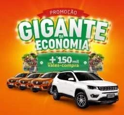 Cadastrar Promoção Sumerbol Gigante da Economia Carros e Vales-Compras