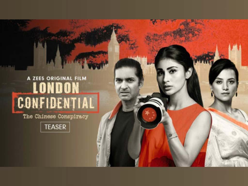 ZEE5 Original Movie - London Confidential