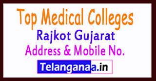 Top Medical Colleges in Rajkot Gujarat