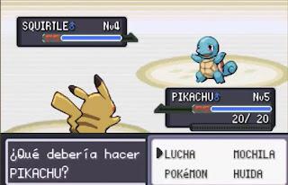Pokemon Kanto Adventures GBA Completo en Español Formato Batalla