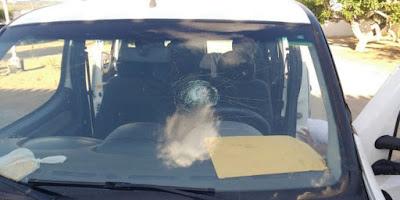 Tentativa de assalto a família na BA-233 entre Itaberaba e Ipirá