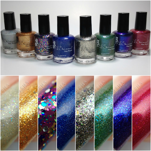 KBShimmer-Winter 2016 collection