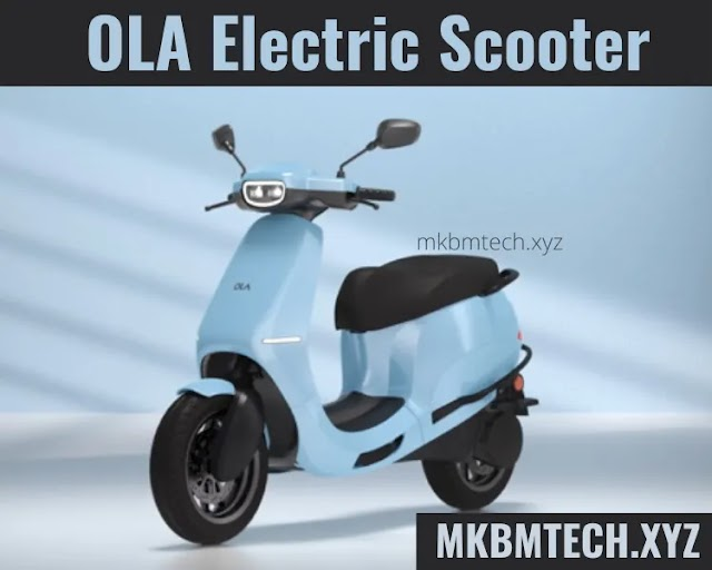 Arrived ! Ola Electric Scooter | Ola Electric Scooter Purchase starts Today
