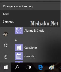 Ganti Foto Profil Komputer