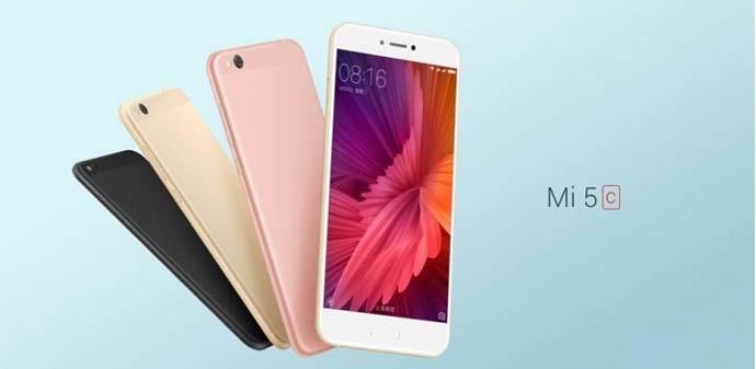 HP Android - Xiaomi Mi 5c