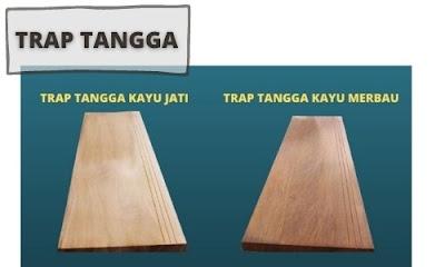 trap tangga