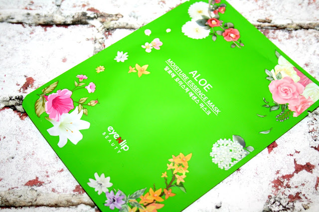 The Beauty Nomas Aloe Sheet Mask