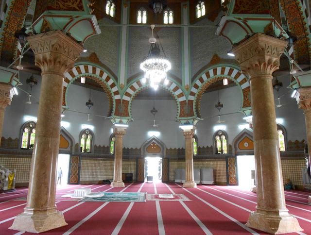 Tempat Wisata Masjid Raya Medan