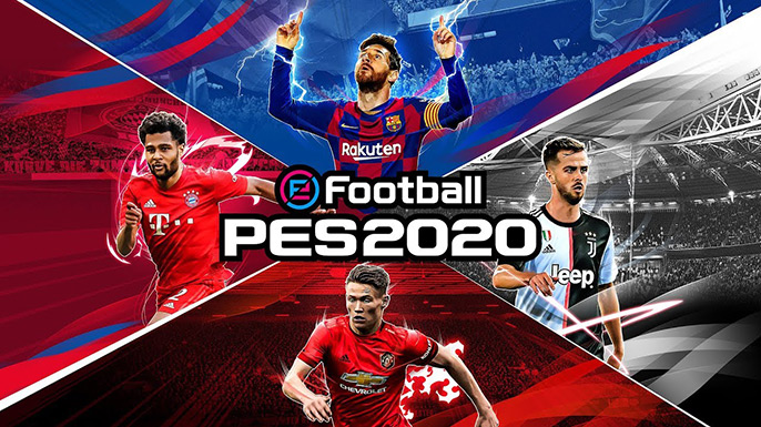 Comprar EFootball PES 2020 Black Friday