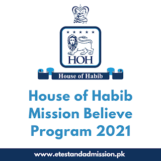 house of habib management trainee program 2021