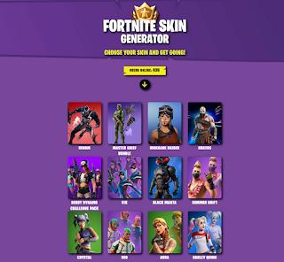 Nihack.com fortnite skins free from nihack com