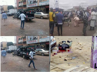 Shi`ite protesters stone policeman to death as El-Zakzaky appears in Court [PHOTOS]