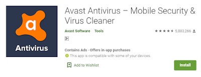 7 Antivirus Terbaik Dan Gratis Untuk Android Tahun 2020