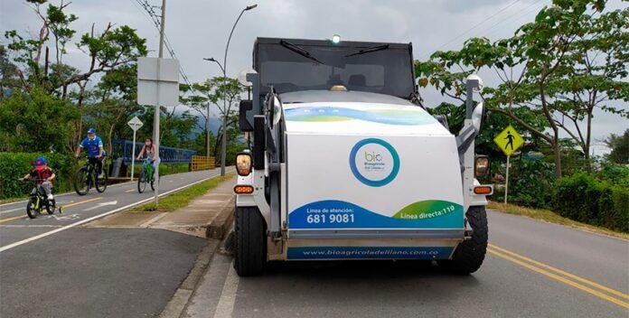 Bioagrícola implementará barrido mecánico en vías principales de la ciudad