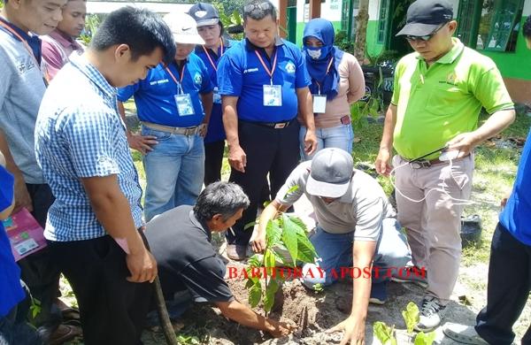 Diharapkan, Pelatihan Tematik Budidaya Kakao Bisa Diterapkan oleh Setiap Peserta Di Wilayahnya Masing-Masing
