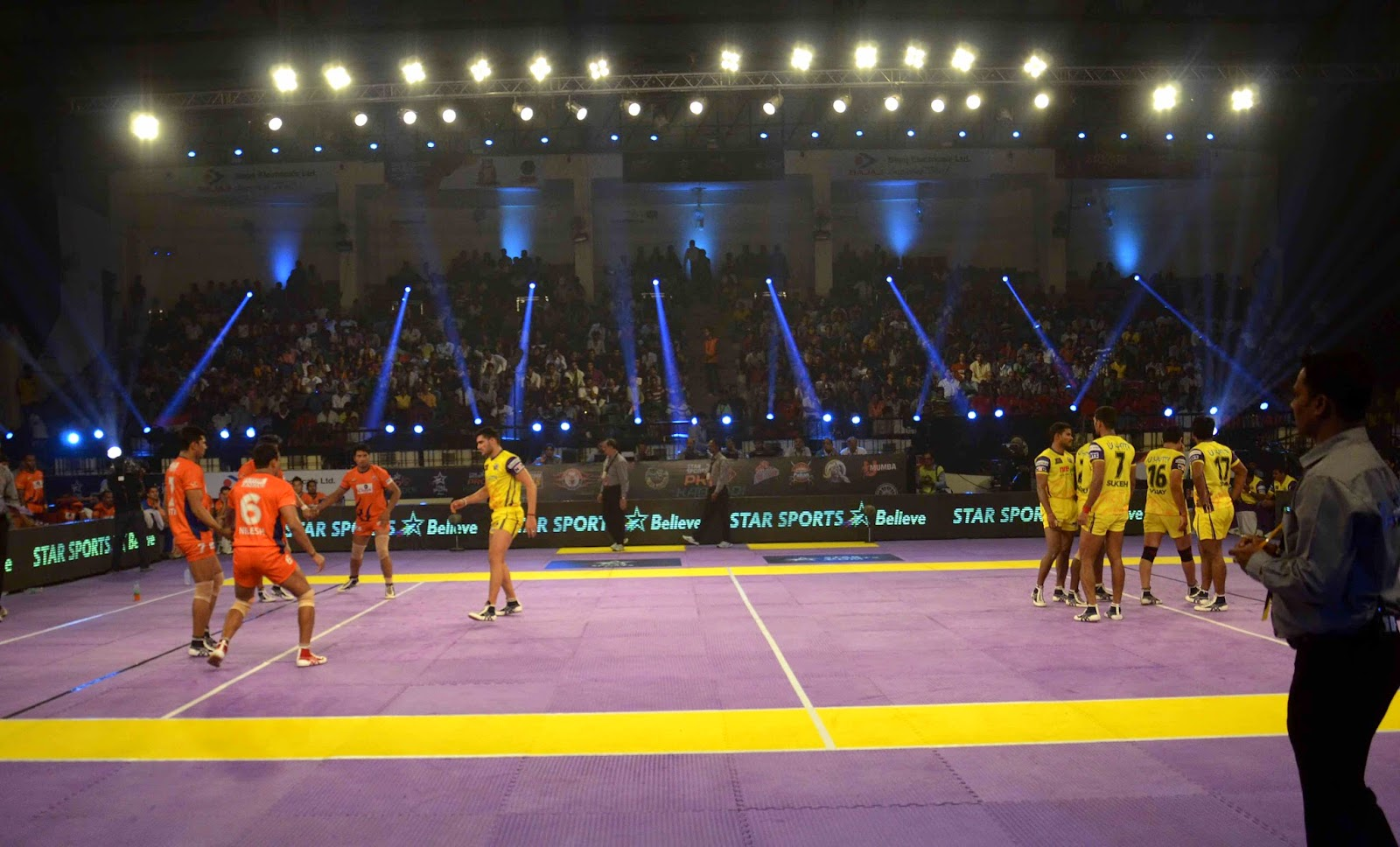 Kabaddi Court Measurement Pictures  GoPixGo