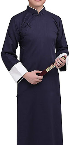 Men's Chinese Traditional Cheongsam Suit Tang Suit