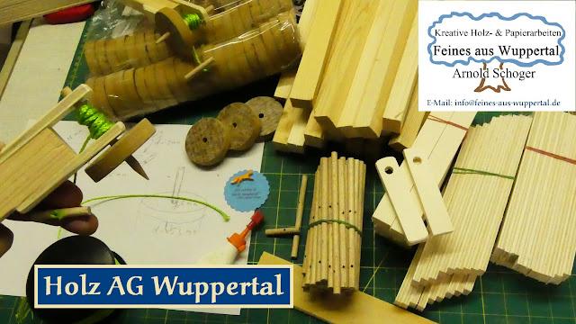 Laubsägen Und Holzwerken An Schulen