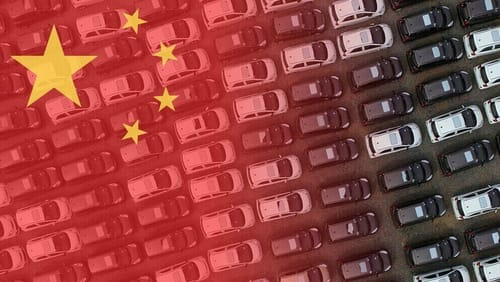 Chinese companies want to enter the European electric car market