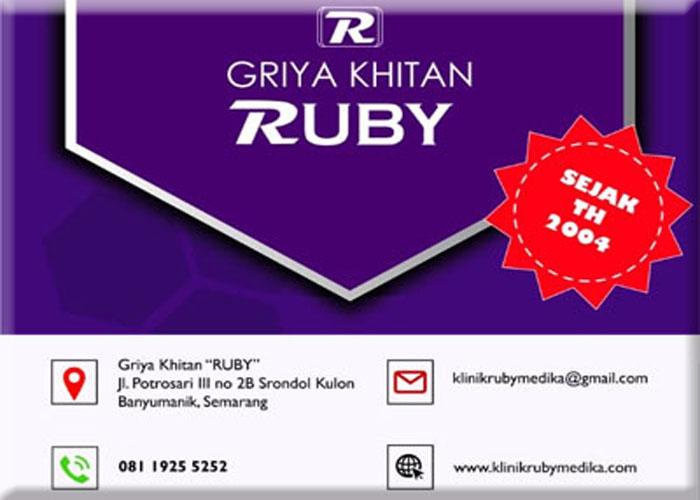Griya Khitan Ruby