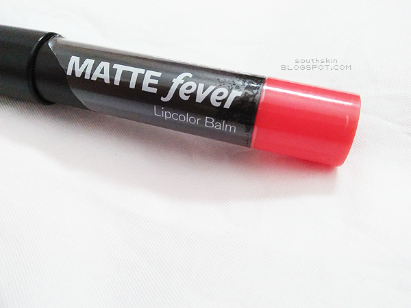 silkygirl-matte-fever-lipcolor-balm-03-flame-review