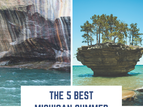 The 5 Best Michigan Summer Adventures