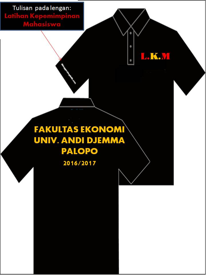 440 Koleksi Desain Jaket Fakultas Ekonomi Gratis