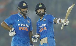 MS Dhoni - Virat Kohli Match-Winning 151-runs Partnership Highlights