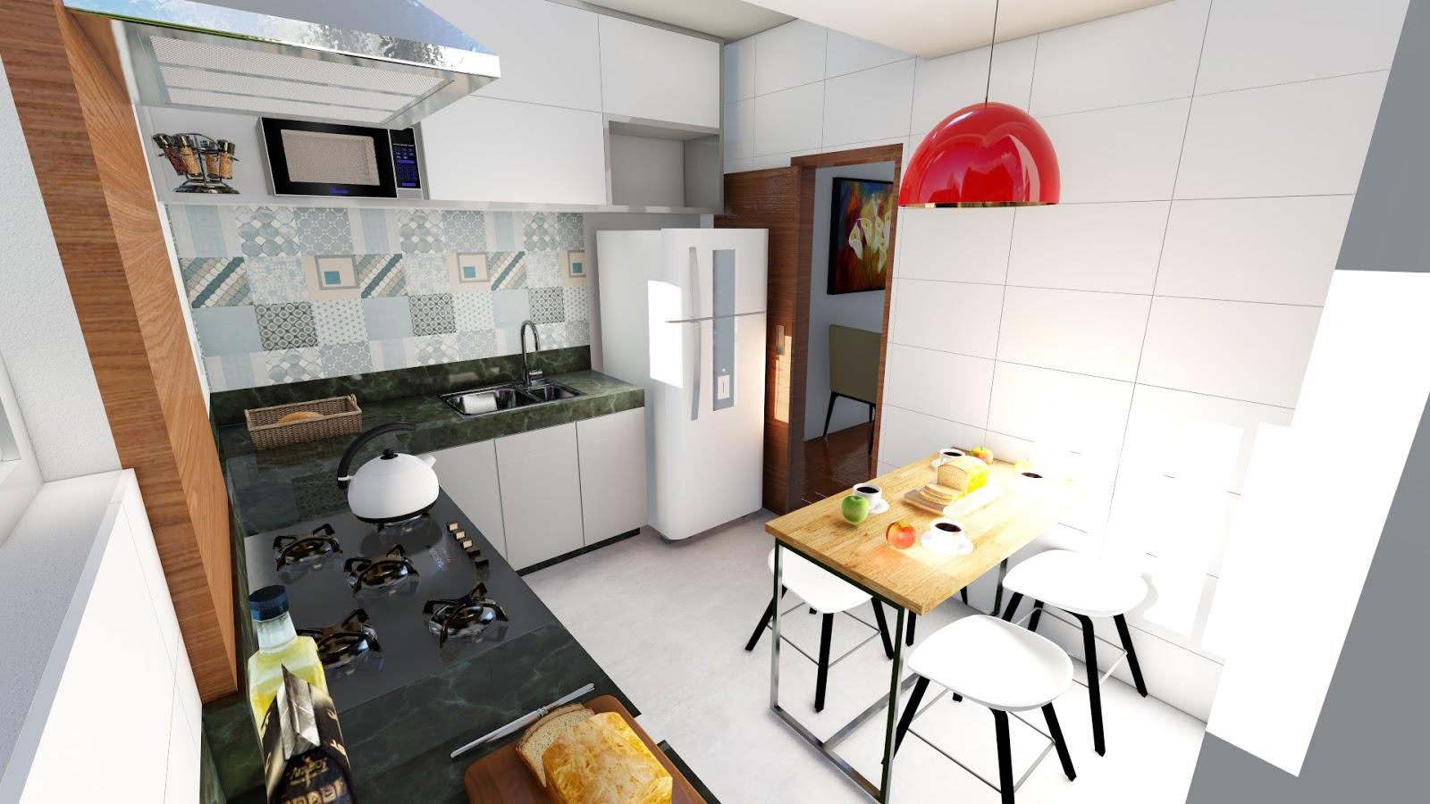 Reforma Cozinha Rea De Servi Os E Sala De Estar Nova Gameleira