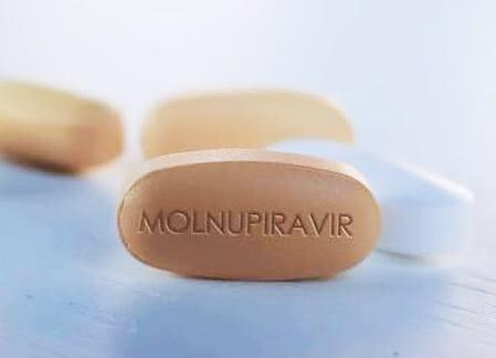 Viên thuốc trị Covid-19 tên Molnupiravir